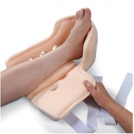 Heelift Suspension Boots for Heel Pressure Ulcer Offloading