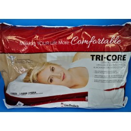 Core Products Tri-Core Cervical Neck Orthopaedic Support Pillow