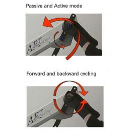 Tzora Active Passive Trainer APT-5 Arm Leg Exerciser
