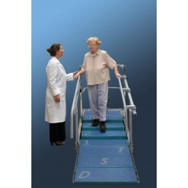 Dynamic Physical Therapy Stair Trainer