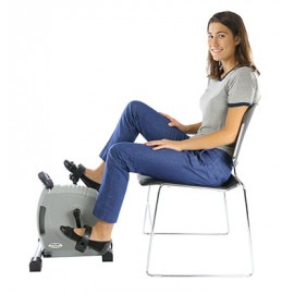 Magnetic Resistance Pedal Exercisers, Pedal Bike for Wheelchair User