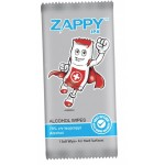 Zappy Isopropyl 70% Alcohol Surface Wipe, 100 pcs