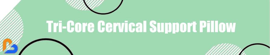 Tri-Core Cervical Support Pillow